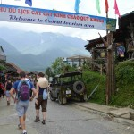 Sapa Trekking - Coc Ly Market 2D2N by Bus - Train