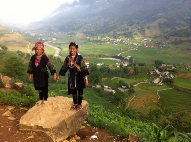 Sapa Best Trekking 3 Days 2 Nights by Bus from Hanoi