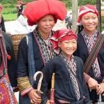 Sapa 2 Days 1 Night - Red Dzao People