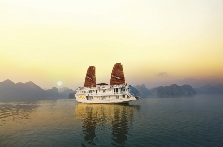 Halong Bay 2 Days 1 Night on Cruise