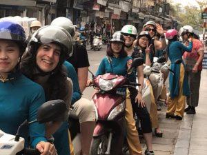 Hanoi Motorbike Food Tour